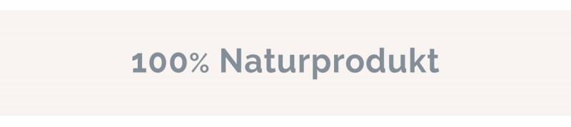 100% Naturprodukt
